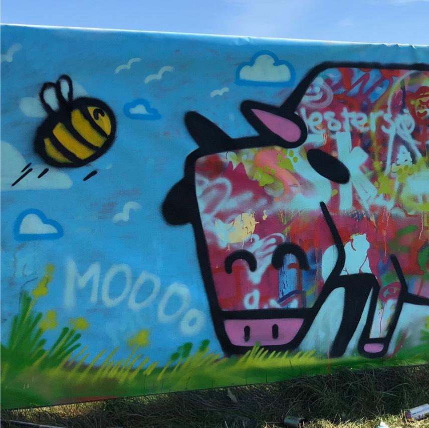 graffiti ku