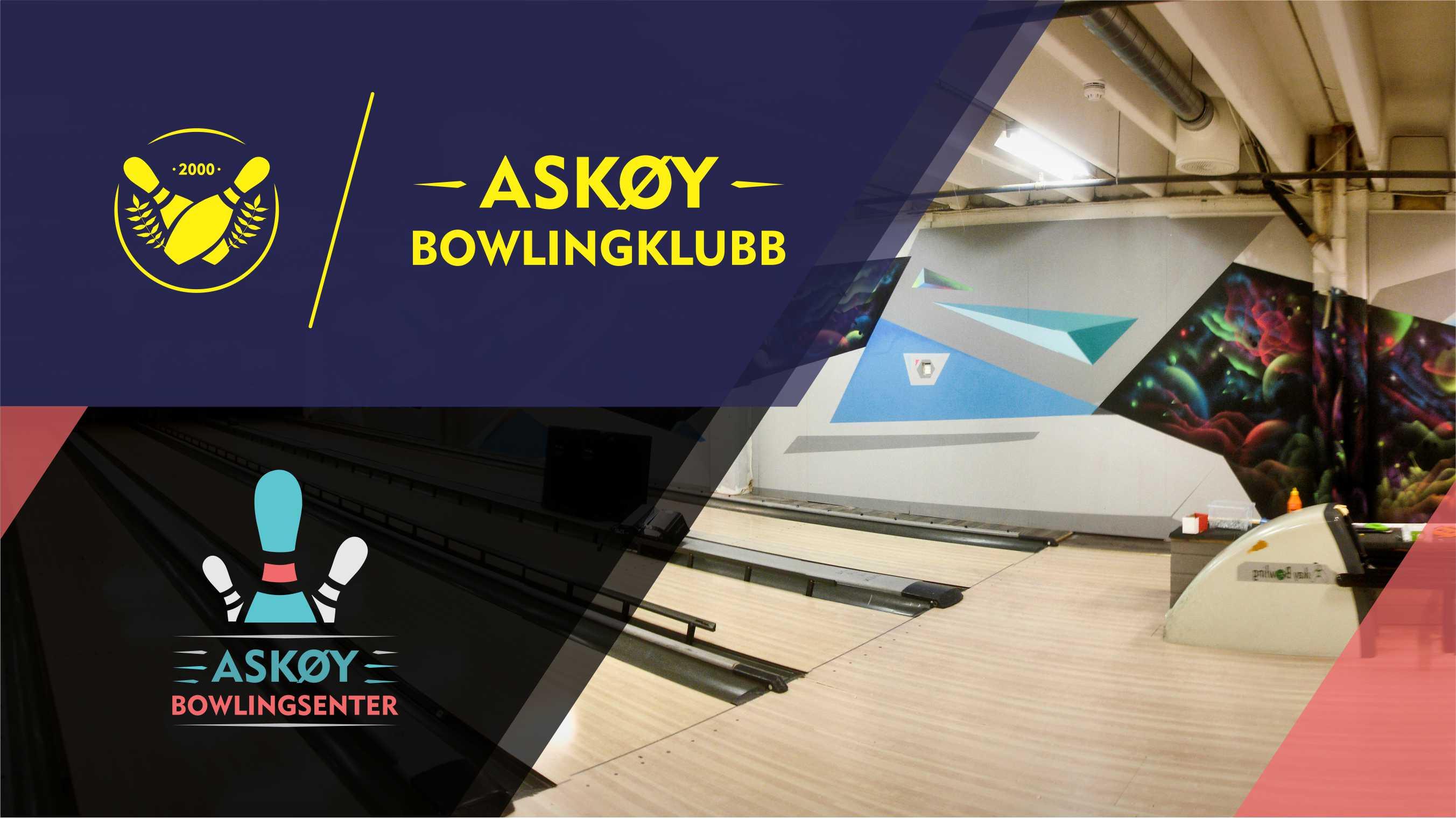 logo til bowlingklubb i Bergen