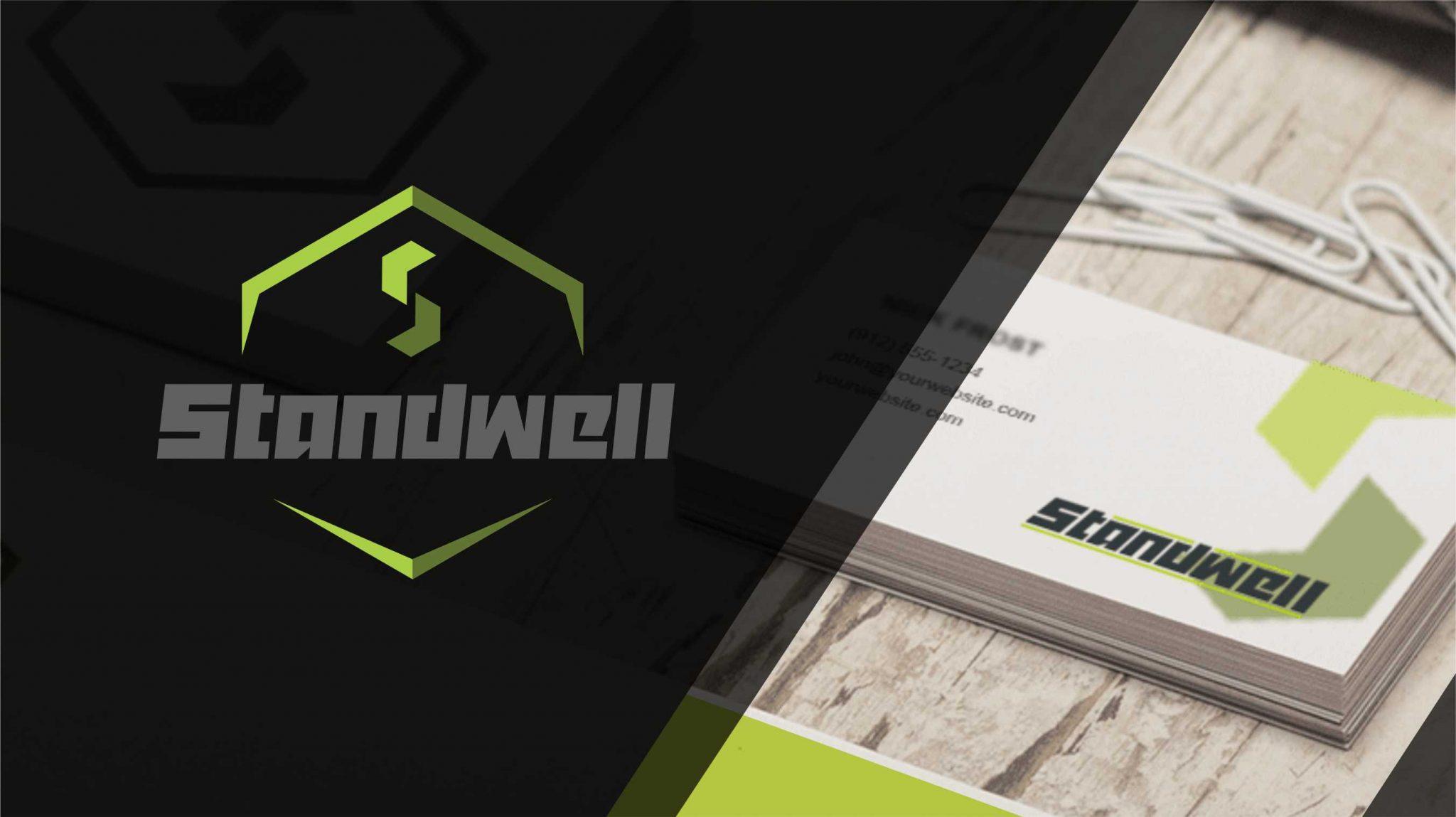 Standwell telefon firma identitet