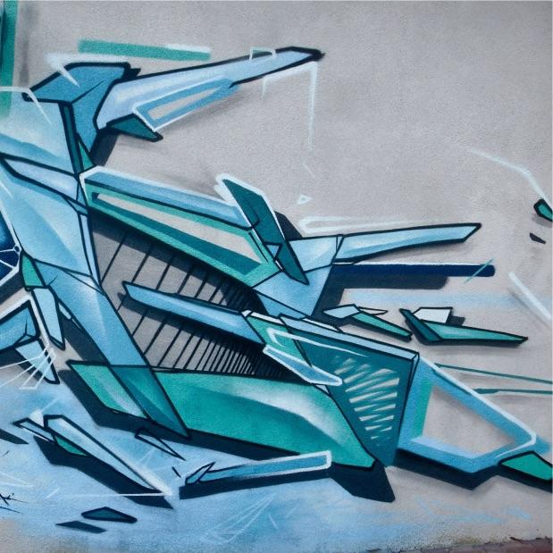element street art