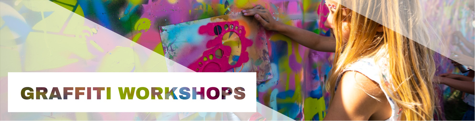 graffiti workshops header