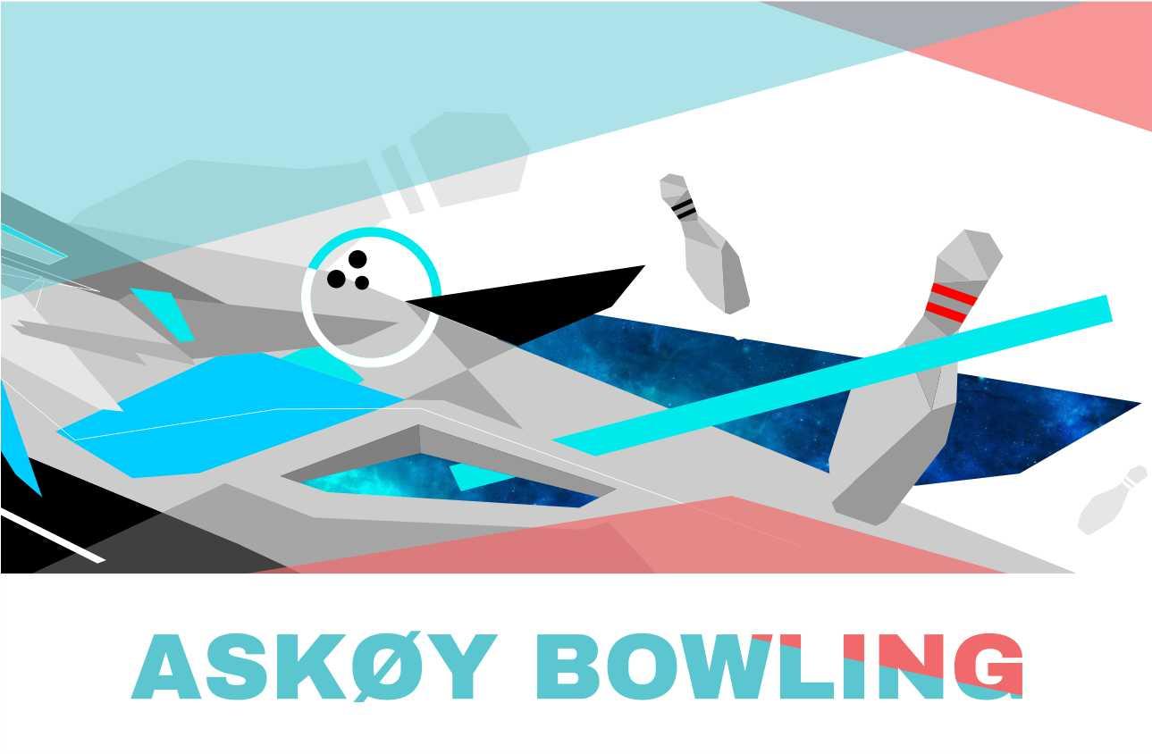 header Askøy bowling design