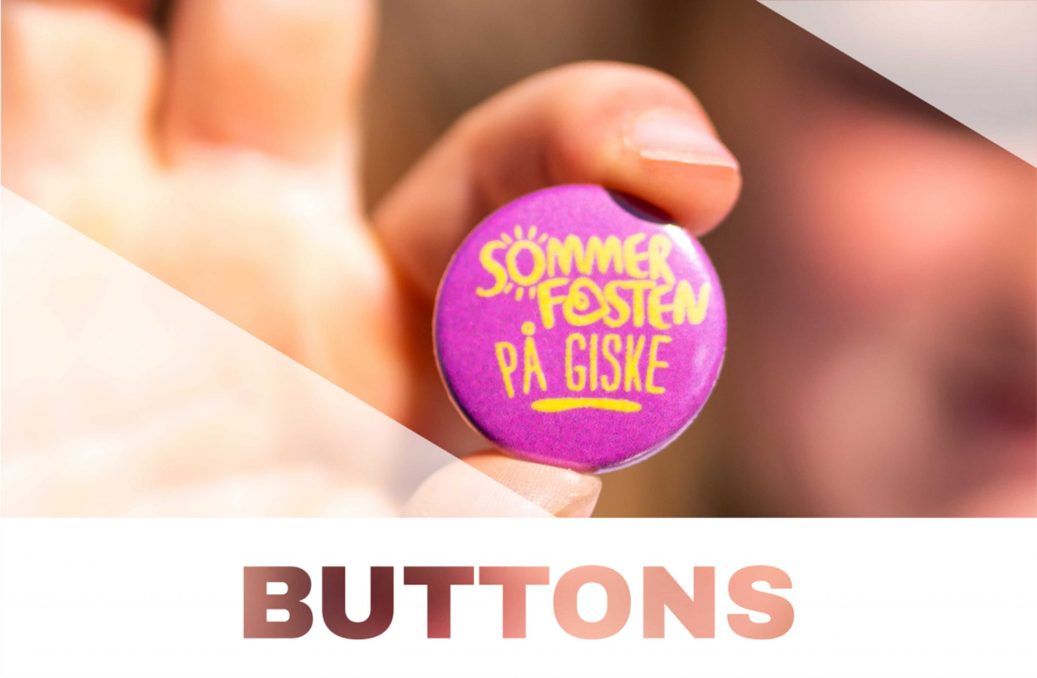 header buttons