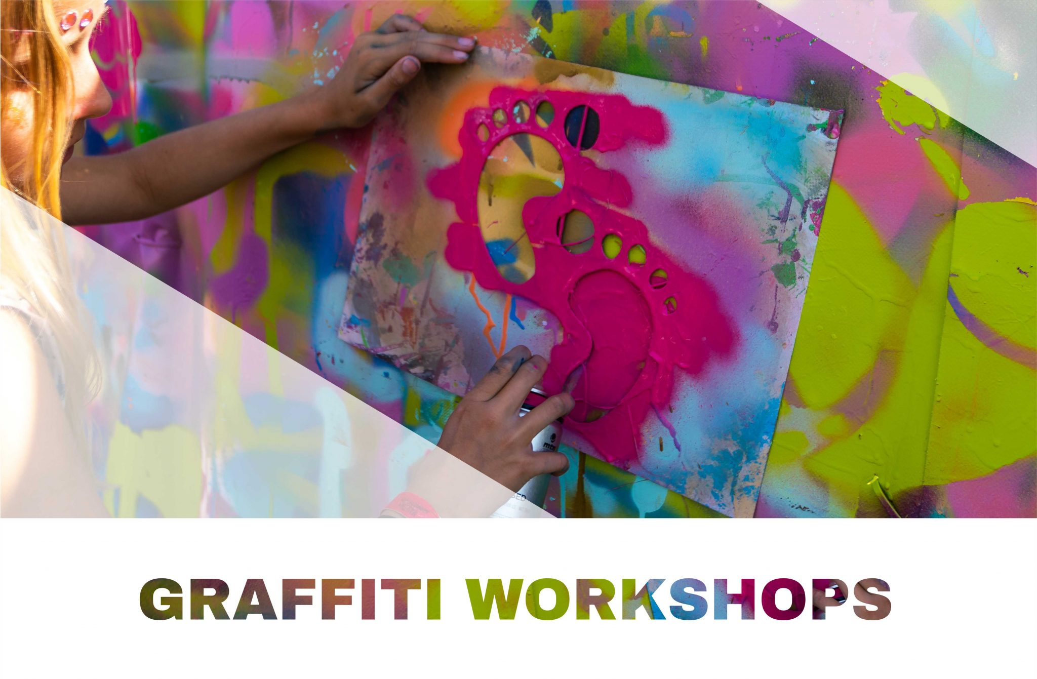 header phone graffiti workshops