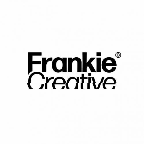 logo av Frankie creative