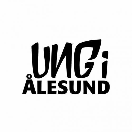 logo av Ung i Ålesund