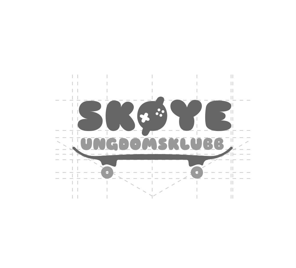 skøye ungdomsklubb logo